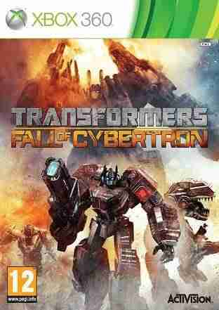 Descargar Transformers Fall Of Cybertron [MULTI][Region Free][XDG3][SPARE] por Torrent